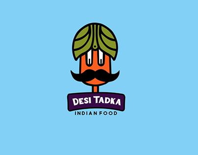 logo presentation , Indian Food In Qatar