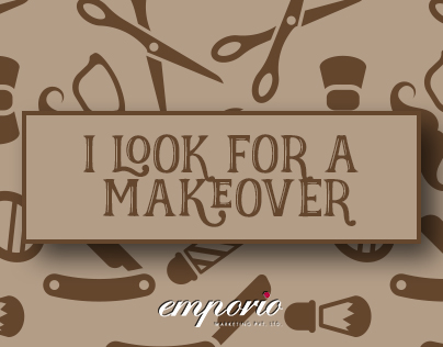 I look for a makeover(Infographic)
