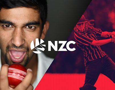 New Zealand Cricket Rebrand