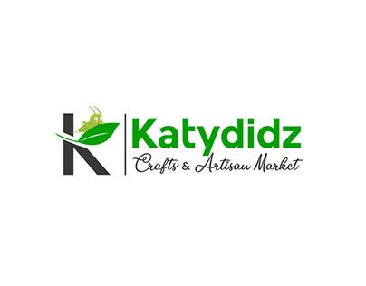 Logo design for Katydidz Crafts & Artisan Market