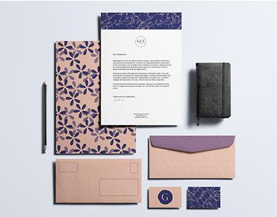 New Brand Identity for Grovehill Creative Studio