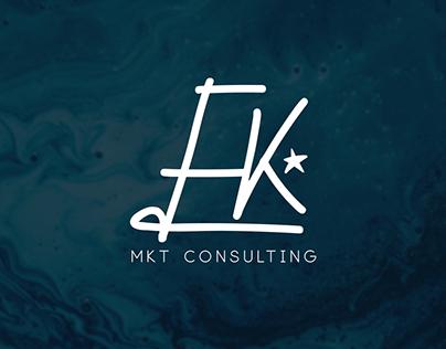 Logo + Visual Identity EK Consulting