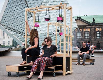 AMMA public space furniture