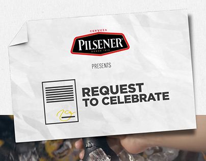 PILSENER Request to Celebrate