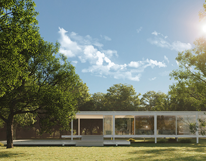 ___FARNSWORTH HOUSE___