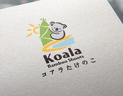 Koala Bamboo Shoots identity