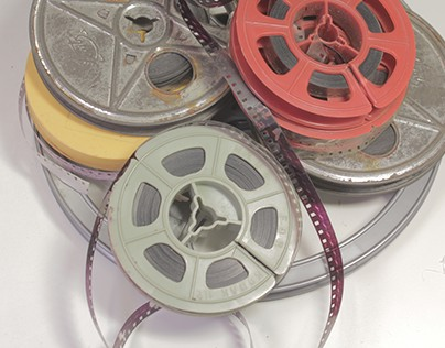 The Super 8 editing project