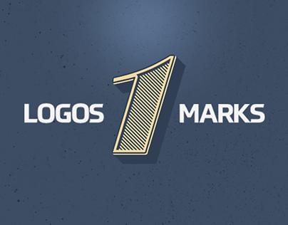 Logos & Marks Selection Volume One