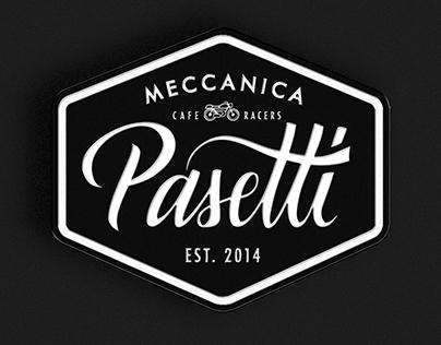 Meccanica Pasetti . Logo