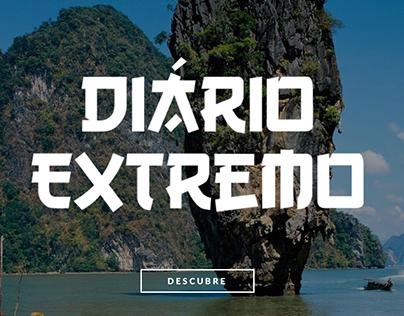 """Creación de un medio digital """"Diario Extremo"""""""