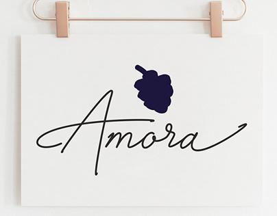 Brand Amora   Gráfica artesanal