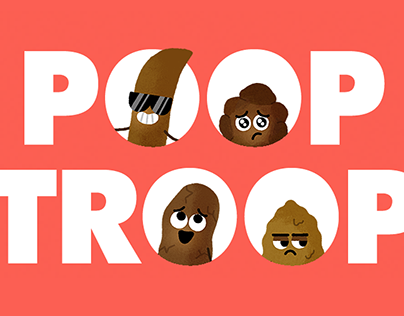 Poop Troop Emoji