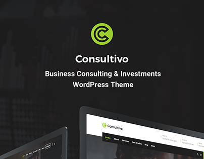 Consultivo - Business Consulting and Investments WordPr