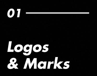 Logos & Marks / 01