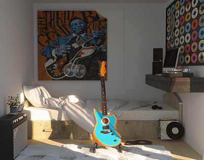 Inspiration with Fender