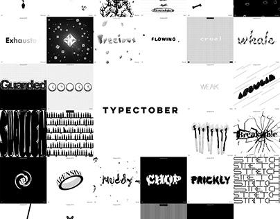 Typectober 2018