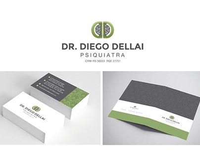 Marca e id. visual   Dr. Diego Dellai Psiquiatra