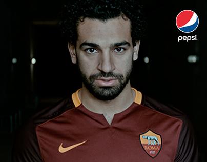 """Pepsi """"Mohamed Salah"""" campaign"""