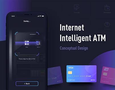 Internet Intelligent ATM
