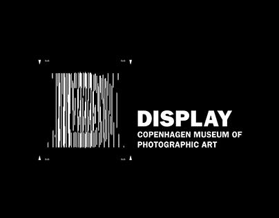 Display - Copenhagen Museum of Photographic Art