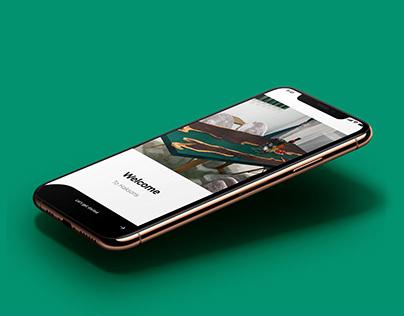 Haksons App Designing
