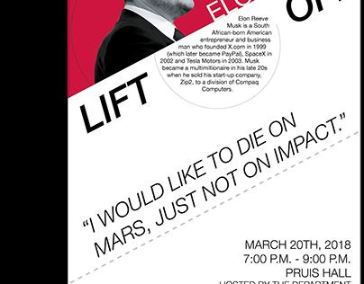 Elon Poster