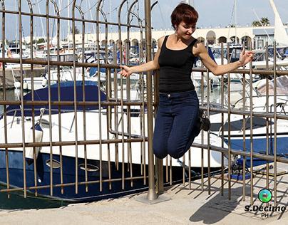Jumping Elisabetta