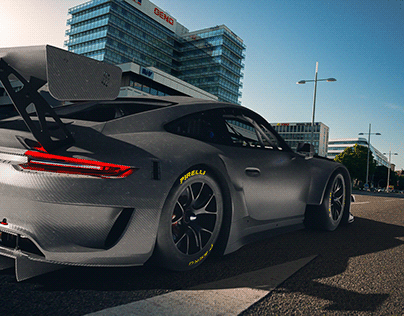 Porsche GT3 911 🔥