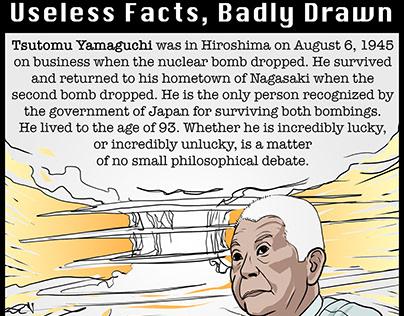 Useless Facts webcomic