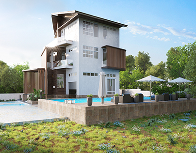 Binh Duong House