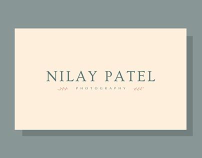 Nilay Patel's Photography Branding