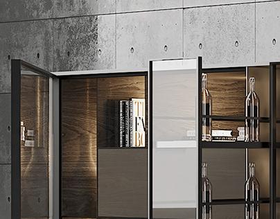 Aleso Cabinet