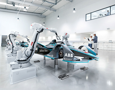 ABB - Write the future together