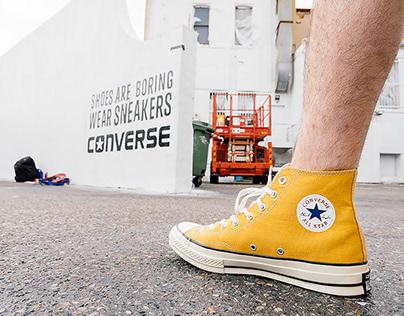 Converse Clashwall