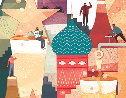 Insight Magazine Illustrations