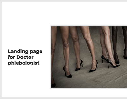 Phlebologist's personal page