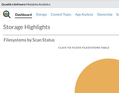 Quaddra Software Metadata Analytics