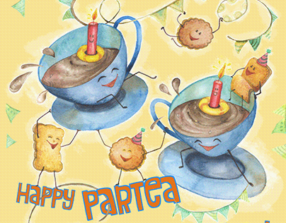 Art Licensing collection 3 ParTEA