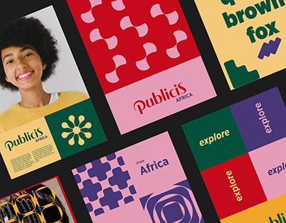 Publicis Africa - Branding Concept