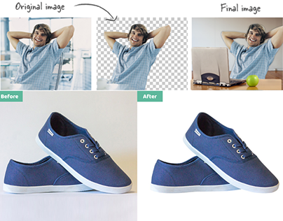 Background Removal by Photoshop | Clipping path