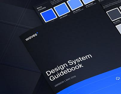 Design System for Waves Platform