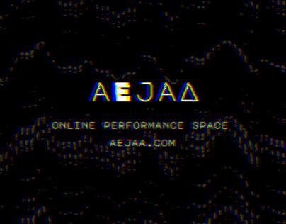 AEJAA / visual identity & web