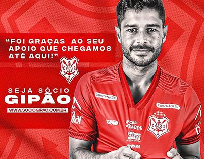 Centro Sportivo Sergipe - 2020 - Uniformes Gipão