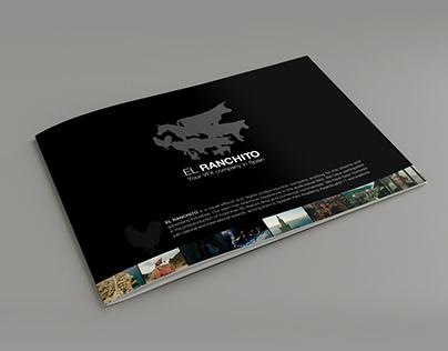 El Ranchito. Printed showreel.