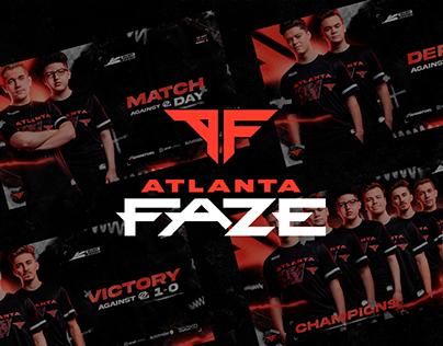 Atlanta Faze Esports Project