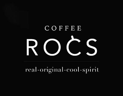 Rocs Coffee Mersin - Webdesign + Photography