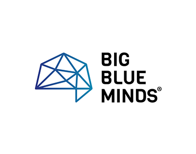 Big Blue Minds - Logo & Branding