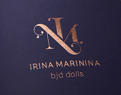 Logo for the creator of BJD dolls