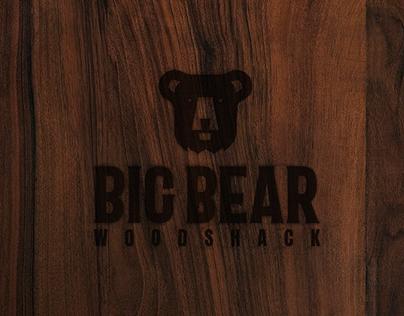 Big Bear WoodShack Identity
