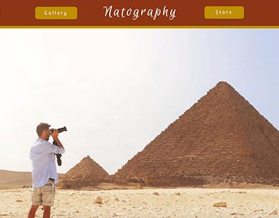 Natography Website